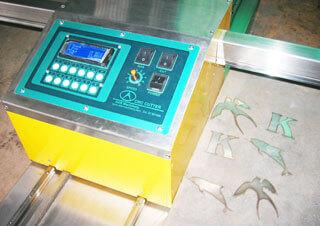 Máy cắt thép tấm CNC ACS1700